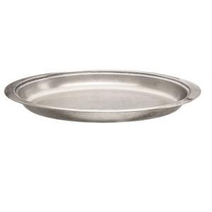 "Oval Banqueting Dish 20"""