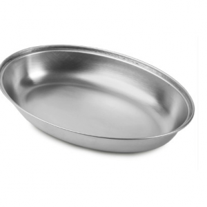 "Vegetable Dish 12"" Single Section"