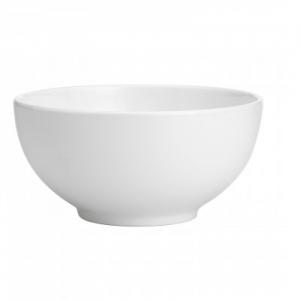 "China Bowl 10"" Round Plain White"