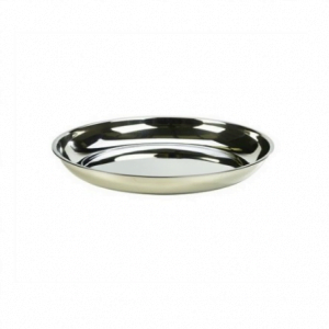 "Sharing Platter 14"" Stainless Steel"