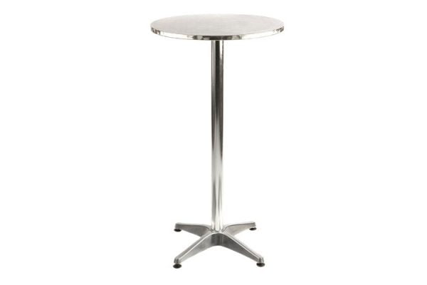 "Poseur Table 43"" tall"