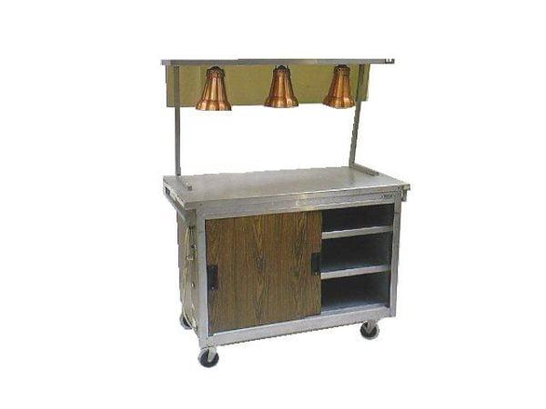 Hot Cupboard Lamp Unit