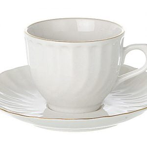 Coffee Cup Espresso Gold Line (packs of 10)