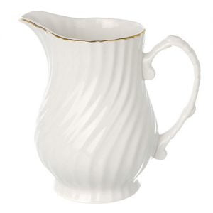 Milk Jug Gold Line