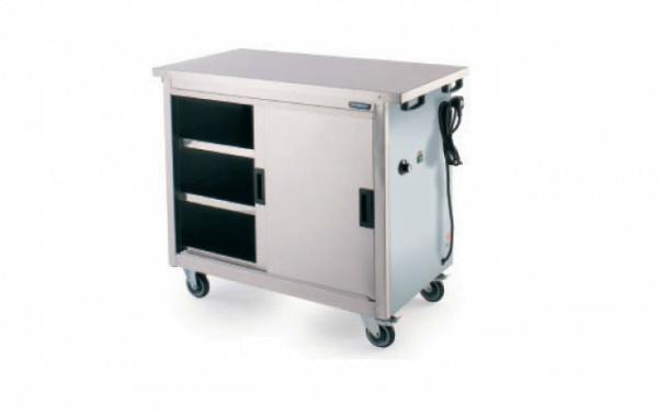 Hot Cupboard Medium 2 Shelf