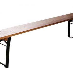 Bench 6ft Long Folding Leg