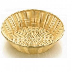 """Wicker Bread Basket 10"""""""