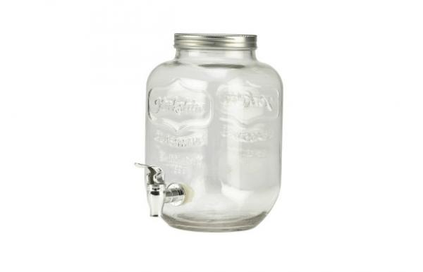 Water/Juice Glass Dispenser 8 litres