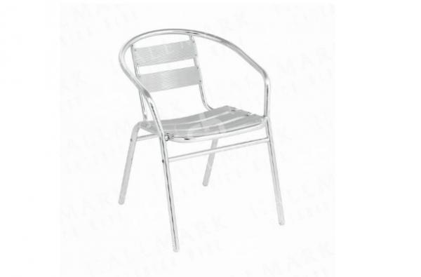 Bistro Chair (Aluminium)