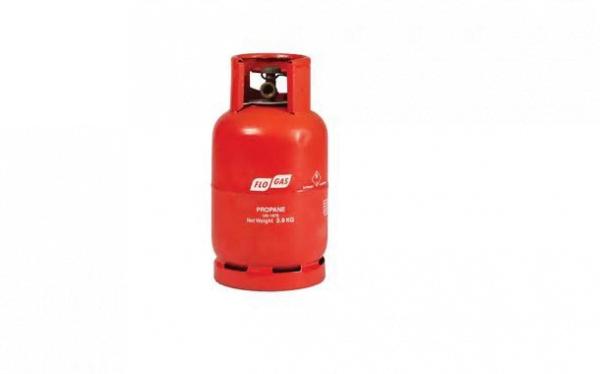 L.P. Propane Gas Cylinder 6kg