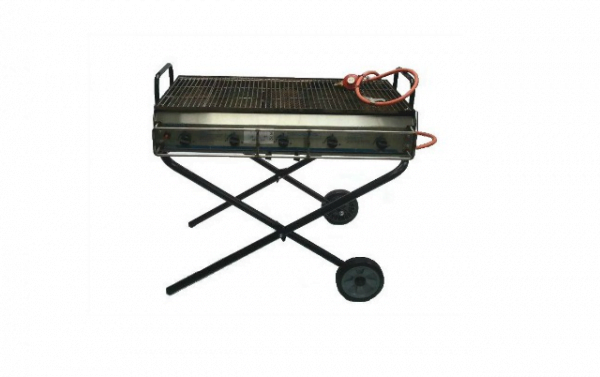 "Barbecue 40"" x 20"" Grill Top - L.P. Gas"
