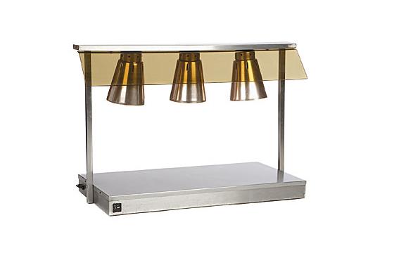 Heated Lamp Unit 3 Light