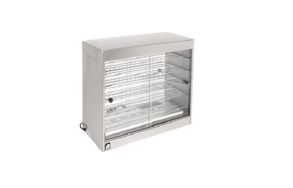 Heated Display Cabinet Large