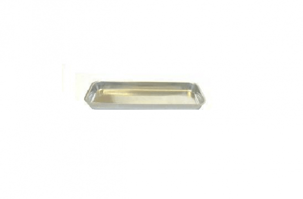 """Rect. Banqueting Dish 19"""" x 8"""" Stainless Steel"""