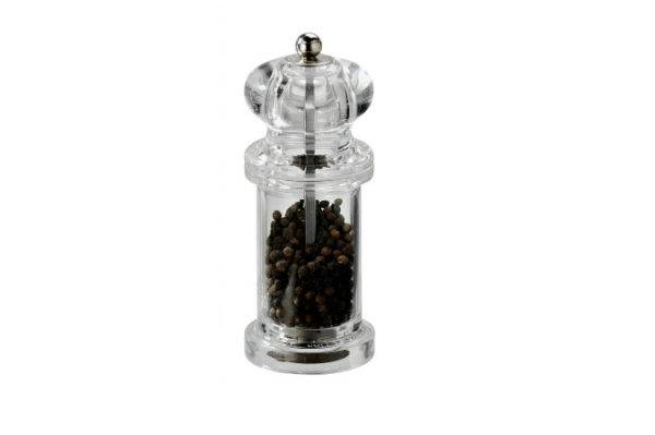 "Pepper Mill Acrylic 6"""