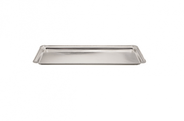 Rectangular Banquet Dish Lid /Tray Stainless Steel