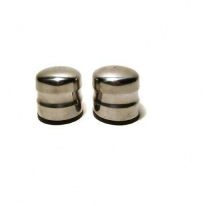 Salt And Pepper Set Stainless Steel
