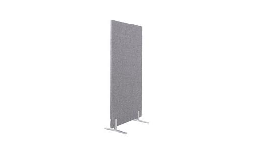 Grey Screen Freestanding 6 ft x 4 ft