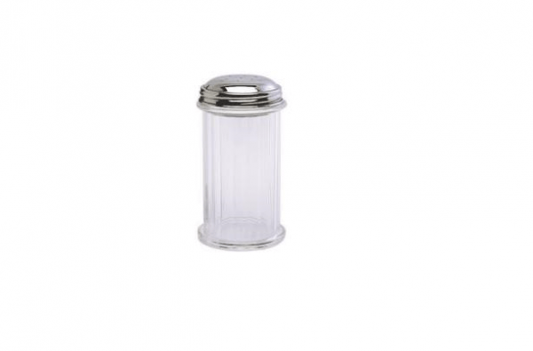 Sugar Sifter Glass/Stainless Steel